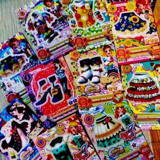 Thẻ Aikatsu – aikatsu card