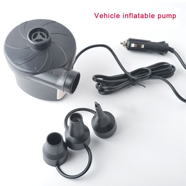 Home use Outdoor Foot/Electric Air Pump Handheld Inflator for Airbed Mattress