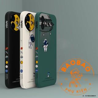 Ốp điện thoại Bay giữa ngân hà cho các dòng iPhone 6 7 8 X XS Max 11 11pro max 12 12 Pro max thumbnail