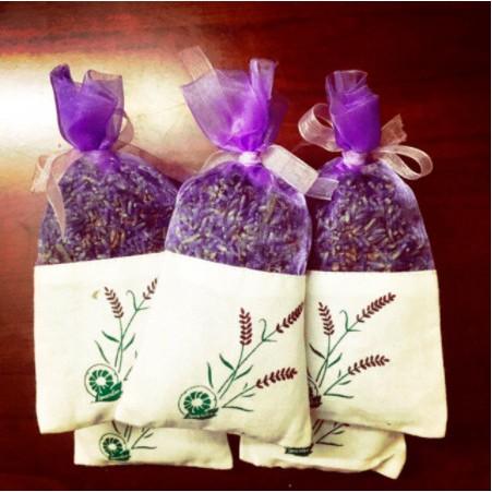 Túi Thơm Hoa Oải Hương Lavender Thơm Dịu
