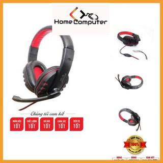 Tai nghe - Tai nghe chụp tai Extra Bass có mic cho game thủ W-160 ,bảo hành 6 tháng - Home Computer thumbnail