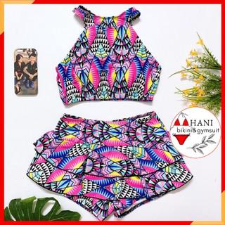 Bikini Hai Mảnh Cổ Yếm Siêu Xinh HANNI103