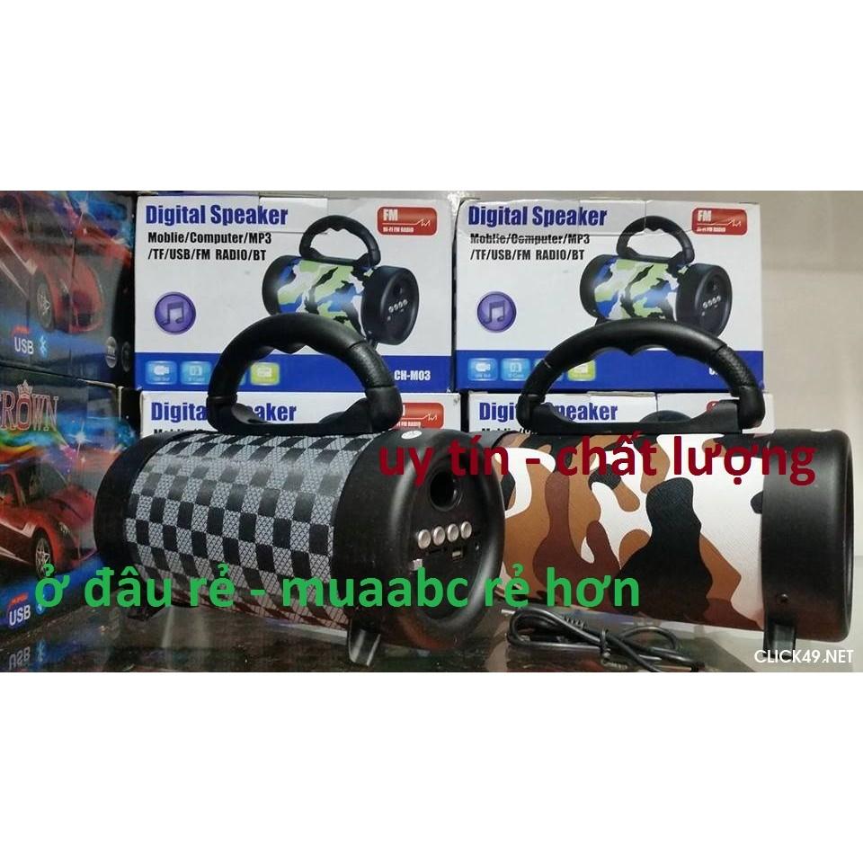 Loa Bluetooth Xách Tay M03 Âm Thanh Cực Hay