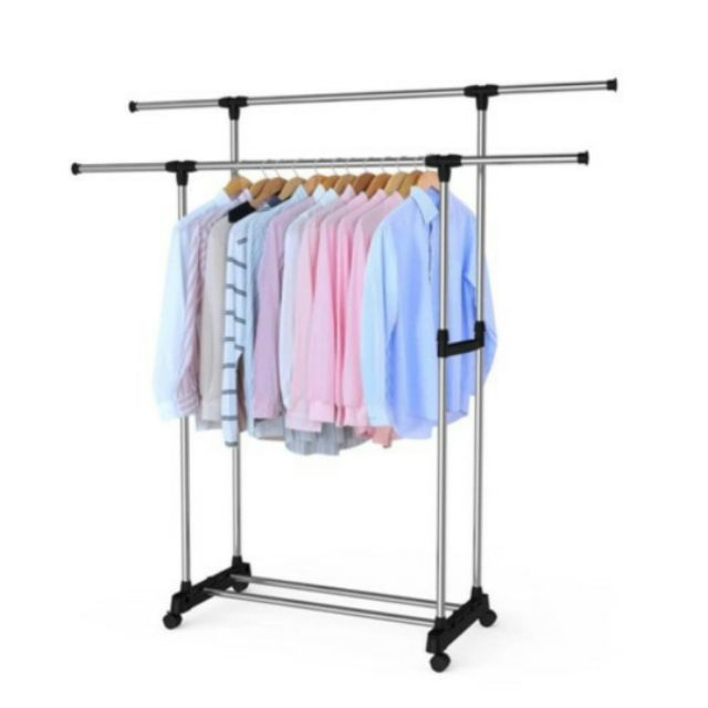 Combo Giá treo quần áo