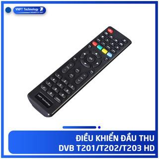 Điều khiển đầu thu kỹ thuật số DVB T201/ T202/ T203 HD chính hãng VNPT Technology