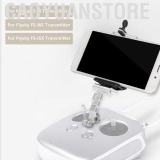 Caoyuanstore Phone Holder Adjustable Mount for Flysky FS-i6 FS-I6S FS-i6X Transmitter