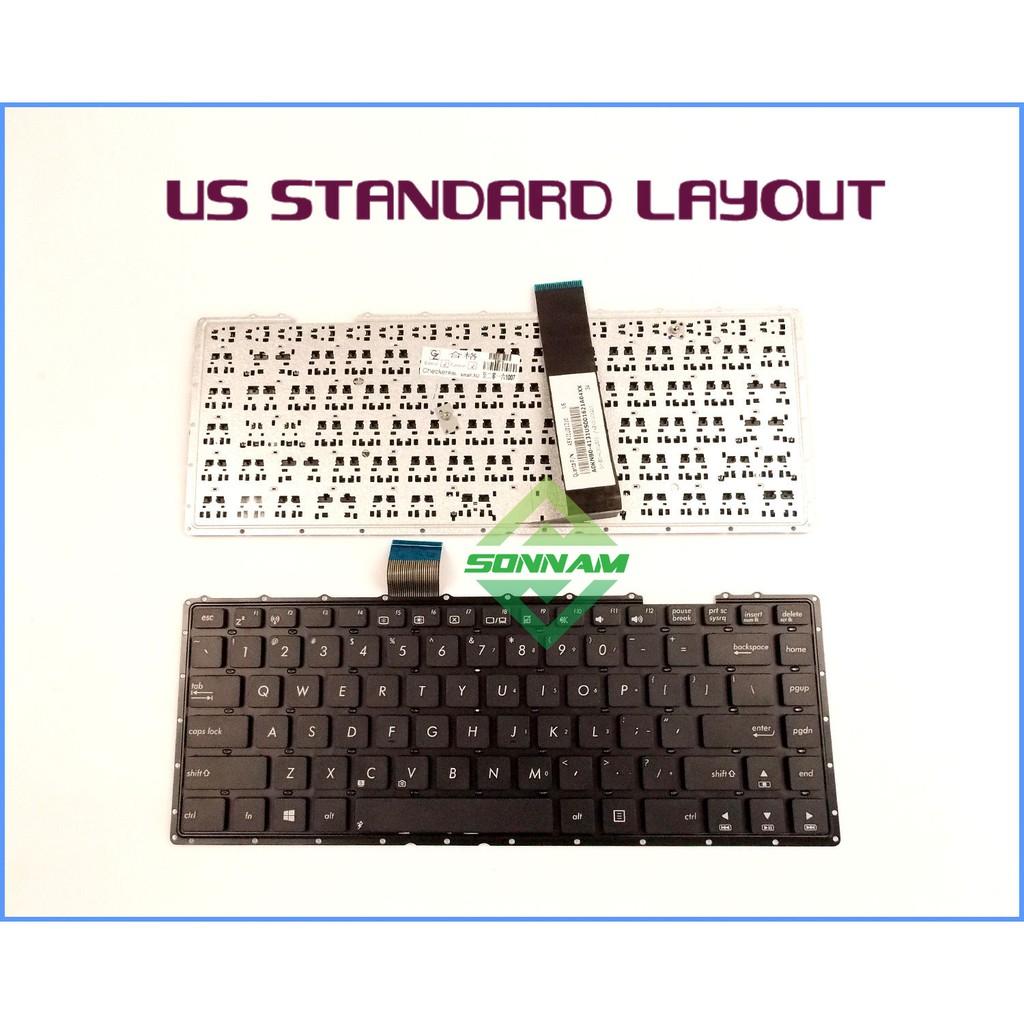 Bàn Phím Laptop Asus X401 X401A X401U X401E S401A S401U hàng nhập khẩu
