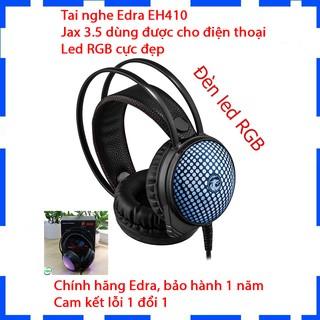 Tai nghe Gaming EDRA EH410 - Có hộp - Đèn led RGB - BH 12 tháng thumbnail