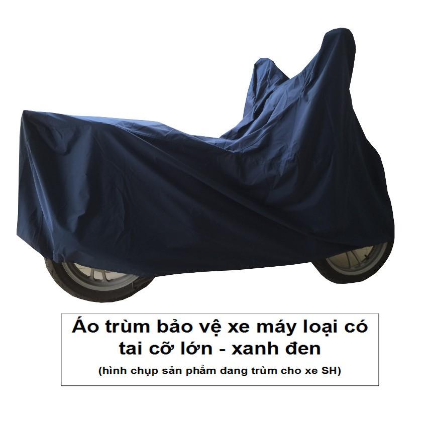 Bạt phủ bảo vệ xe máy có tai ( màu xanh đen- màu đen - màu xám) - 2625867 , 797581157 , 322_797581157 , 149000 , Bat-phu-bao-ve-xe-may-co-tai-mau-xanh-den-mau-den-mau-xam-322_797581157 , shopee.vn , Bạt phủ bảo vệ xe máy có tai ( màu xanh đen- màu đen - màu xám)