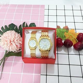 Đồng hồ đeo tay thời trang Yamate nam nữ cực đẹp DH58 Siêu Hot