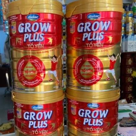 Sữa bột Dielac GrowPlus tổ yến 850g