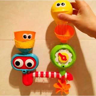 Khung xoay nước – đồ chơi nhà tắm