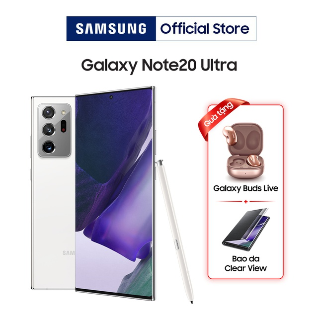 Điện Thoại Samsung Galaxy Note 20 Ultra 8Gb/256Gb