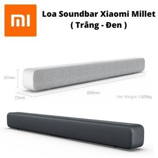 Loa Soundbar Xiaomi Millet ( Trắng – Đen )