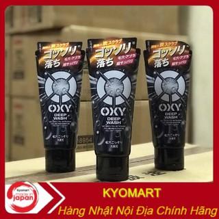 Sữa rửa mặt Oxy Deep Wash 130g dành cho nam