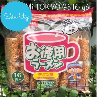 Mì TOKYO NOODLE 16 gói