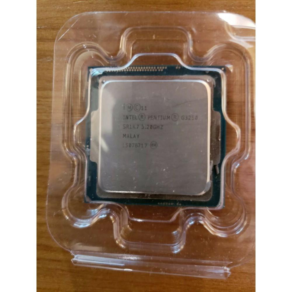 Cpu Intel G3250/ i3 4160/i3 4150/ i5 4460 + Fan zin Socket 1150