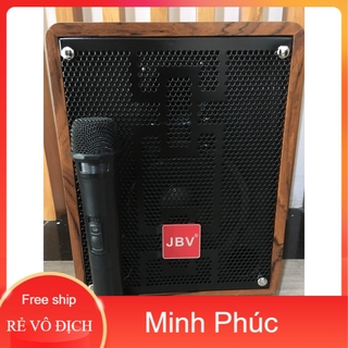 Loa Kéo Di Động Karaoke JBV 0687 (Bass 6.5