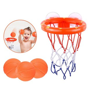 Children's Bathroom Playing Basketball In the Water Toy Set