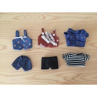 outfit doll 20cm – có sẵn