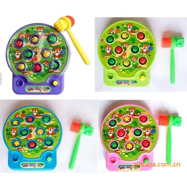 Bộ đồ chơi đập chuột phát nhạc cho bé vui nhộn - 2762797 , 418326138 , 322_418326138 , 90000 , Bo-do-choi-dap-chuot-phat-nhac-cho-be-vui-nhon-322_418326138 , shopee.vn , Bộ đồ chơi đập chuột phát nhạc cho bé vui nhộn