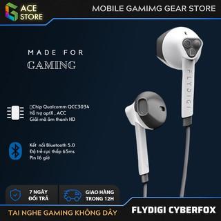 Flydigi CyberFox   Tai nghe gaming không dây bluetooth 5.0