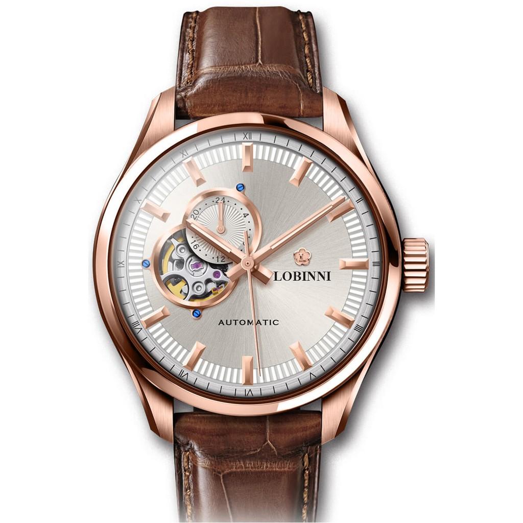 Đồng hồ nam chính hãng Lobinni No.5019