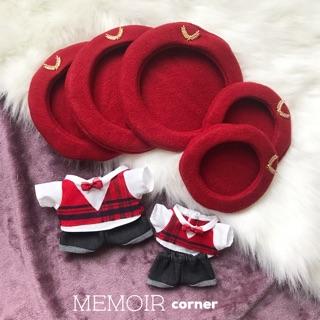 Outfit cho Doll 15cm – Tủ đồ Holidays ❤️