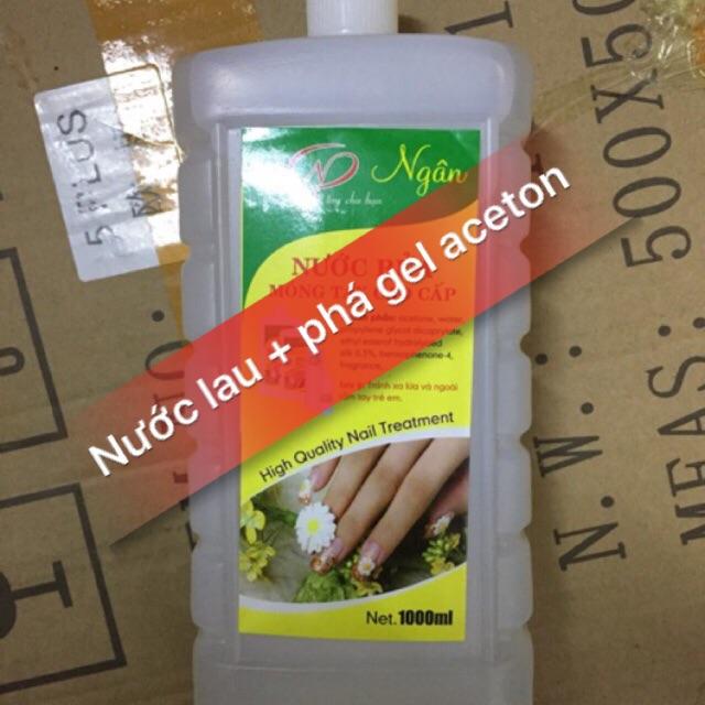 Aceton ( chai 0,5 L )