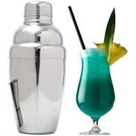 Bình Lắc Cocktail Shaker 350ml _530ml _750ml  Inox Dày Pha Chế Trà Sữa , Cocktail, cafe