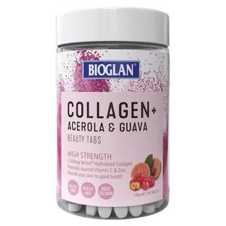COLLAGEN Bioglan Chiết Xuất ACEROLA Và Ổi 90v thumbnail