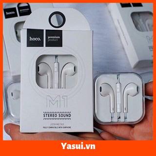 Tai Nghe Nhét Tai Hoco-M1 Giá Rẻ Iphone 5/6 Samsung A5/A7/S6/S7 Chính Hãng SPF-0231