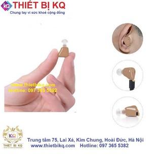 Máy trợ thính Pin sạc AXON K88 Hearing Aid