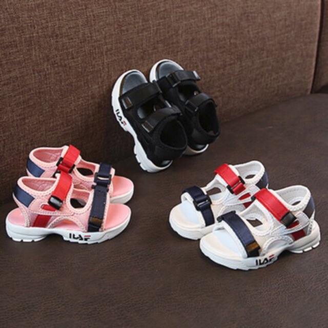sandal Dép Bé Trai Và Bé Gái Cao Cấp Quảng Châu A11
