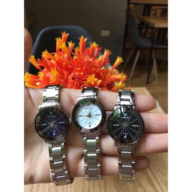 Đồng hồ Halei nam ( nữ ) Ko hộp