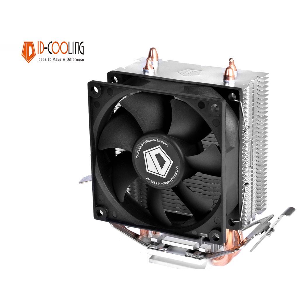 Quạt tản nhiệt cpu ID-Cooling SE-802 - Intel và AMD