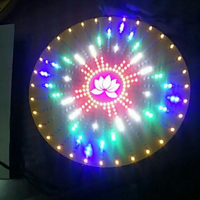 Đèn hào quang nhiều led 3.5 tấc