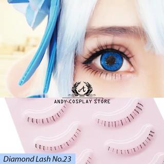 [CÓ SẴN] Mi giả dưới Diamond lash No.23-0