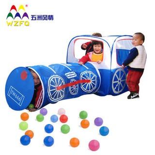 đường hầm đồ chơi vui nhộn dành cho bé