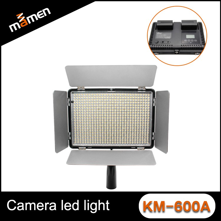 Đèn Led Video MaMen KM-600A - 3147918 , 468369307 , 322_468369307 , 1890000 , Den-Led-Video-MaMen-KM-600A-322_468369307 , shopee.vn , Đèn Led Video MaMen KM-600A