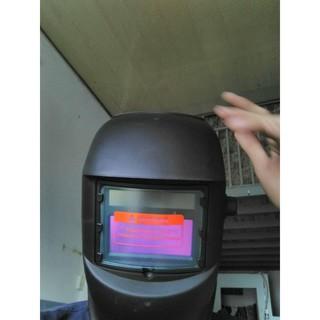 Kính hàn điện tử mặt nạ hàn