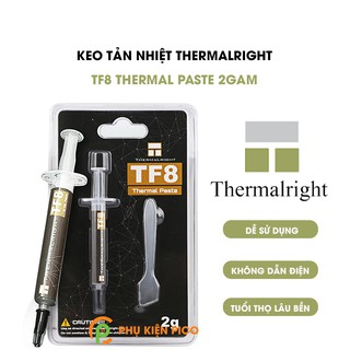 Keo tản nhiệt Thermalright TF8 Thermal Paste 2g Kem tản nhiệt Thermalright thumbnail