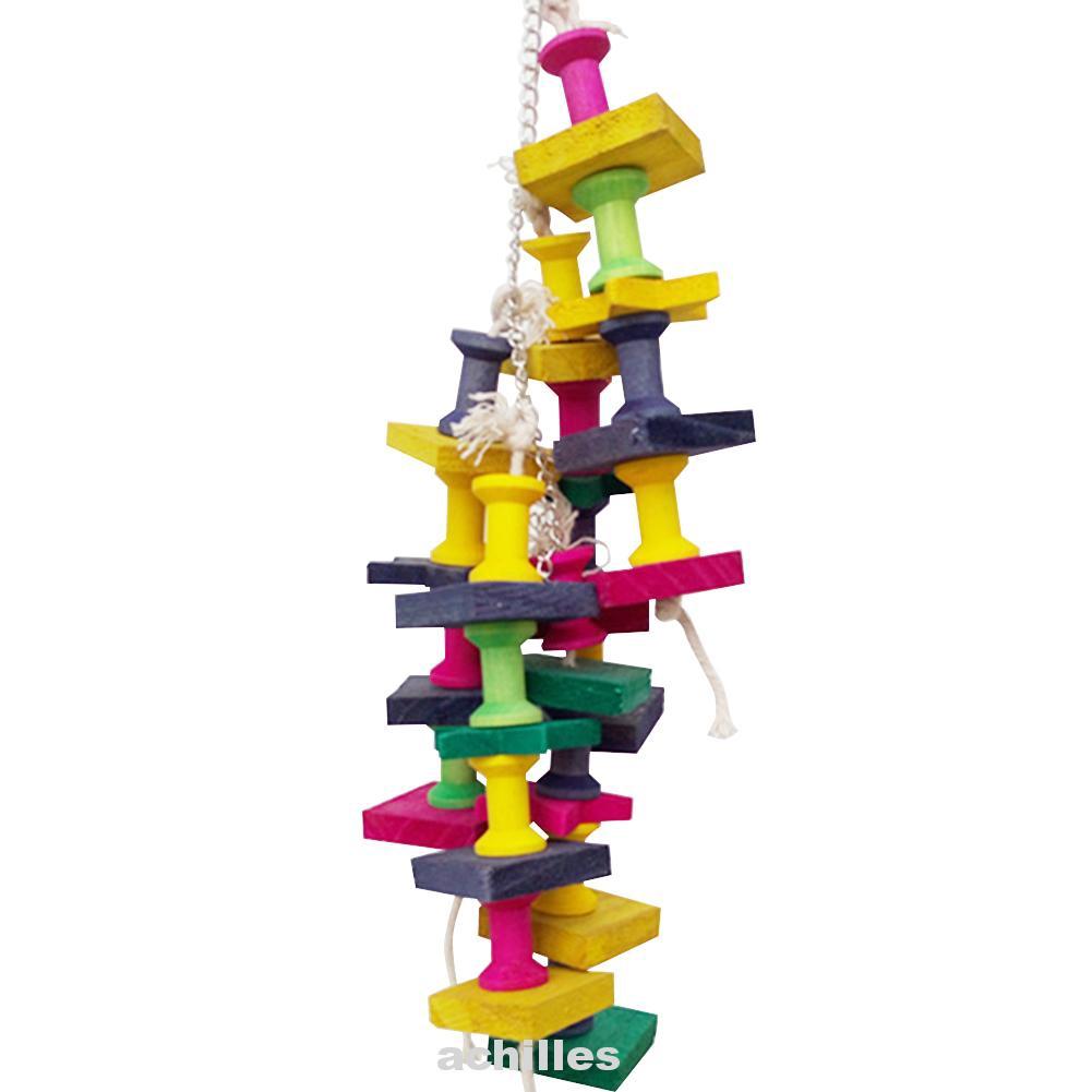 Pet Supplies Parrot Colorful Bird Toy
