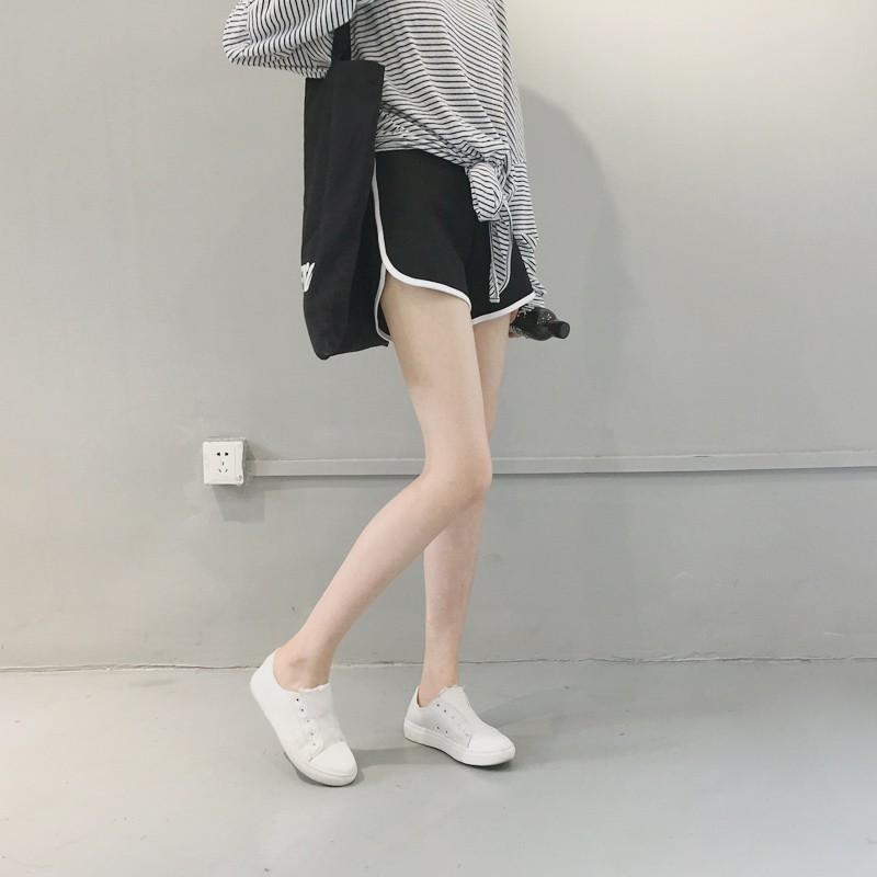 quần short chất thun đẹp Hàn Quốc
