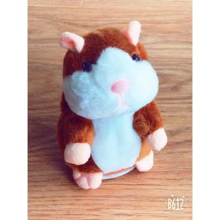 Chuột hamster nhại tiếng cho trẻ tập nói Chuột hamster biết nói