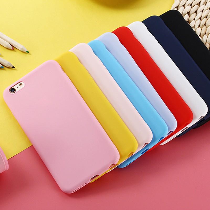 Ốp lưng điện thoại bằng silicon mềm dành cho OPPO A1k A37 A57 Neo7 A83 A71 A39 A5S A7 Realme C1 C2