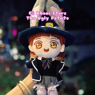 Set đồng phục cho doll 20cm – Set quần áo/ outfit cho doll (không kèm mũ, giày)