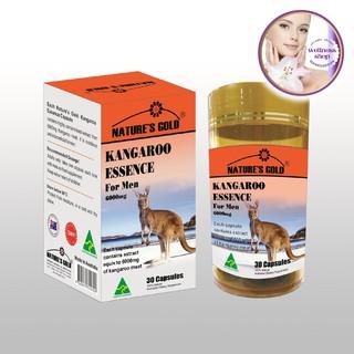 Viên uống tăng cường sinh lý nam - Kangaroo Essence For Men 6000mg (30 viên, 110 viên) - Úc thumbnail