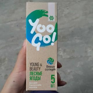 Thực phẩm bổ sung collagen thủy phân Yoo Go Young & Beauty