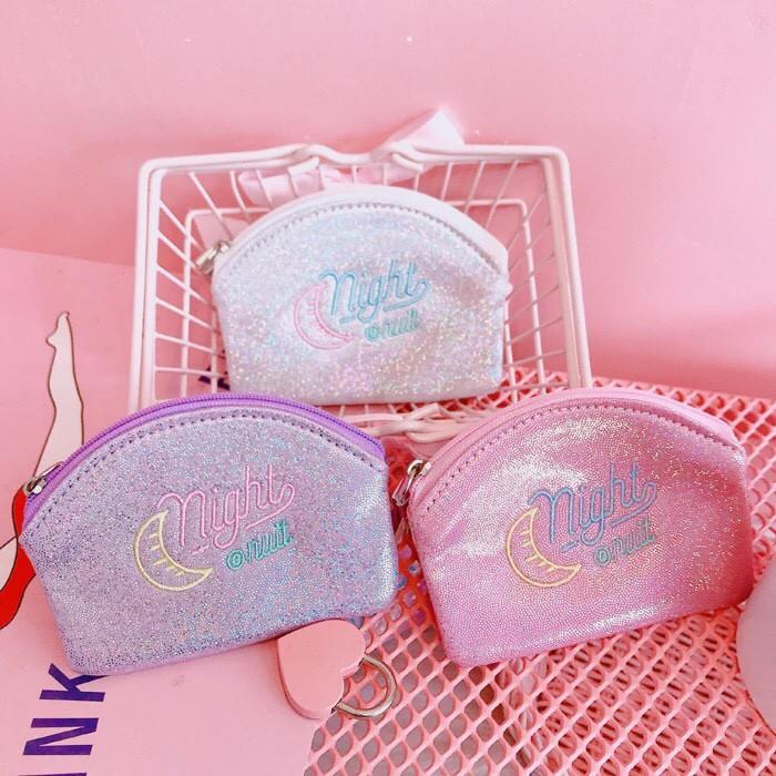 Ví mini nhũ Pink - 3539200 , 1130206395 , 322_1130206395 , 50000 , Vi-mini-nhu-Pink-322_1130206395 , shopee.vn , Ví mini nhũ Pink